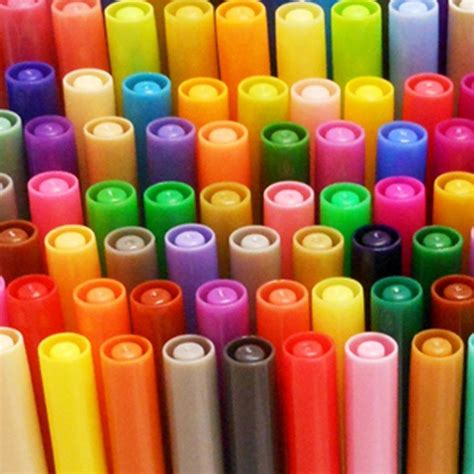 color markers roseart supertip assorted color washable