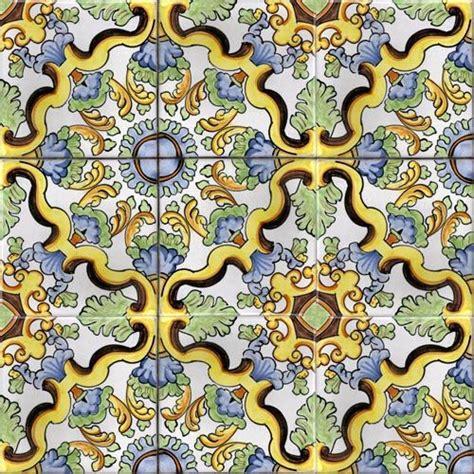 pavimenti di vietri ceramica vietri sul mare tiles majolica ceramic pottery
