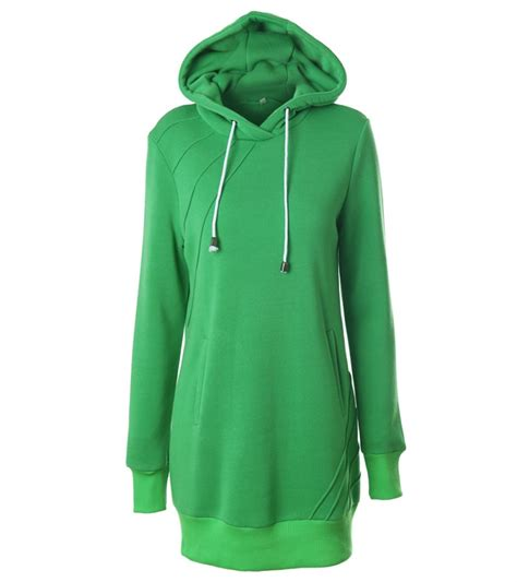 Mv Dress Hoodie W womens hooded sweatshirt sleeve sweater