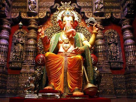 Raja At Abs2 1 lalbaugcha raja ganpati lalbaugcha hindu god wallpapers free
