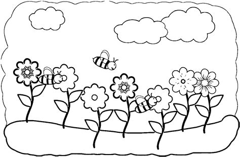 cute spring coloring pages cute spring coloring pages coloring home