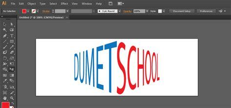 tutorial membuat website dari nol tutorial perspektif text pada illustrator