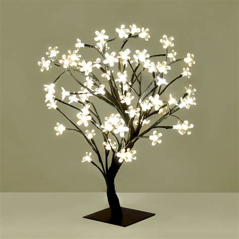 decorative branches with lights uk modern warm white led bonsai tree with 72 led fairy twig