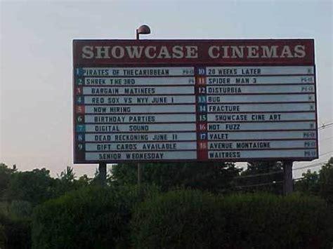 cineplex north showcase cinemas worcester north in worcester ma cinema