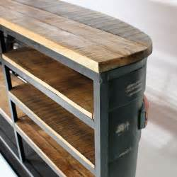 meuble bar industriel devant de camion tata made in meubles