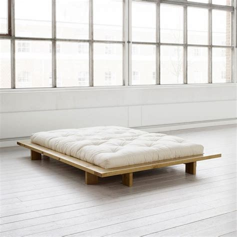 futon bed frame before minimalist decor pinterest japanese futon