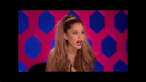 whats ariana grandes race ariana grande s omg moment on rupaul s drag race youtube
