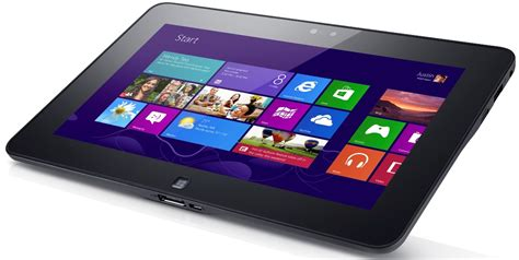 Tablet Dell dell xps 10 latitude 10 tablets new windows 8 systems available for order