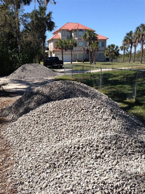 Crushed Gravel Driveway 57 Crushed Concrete Great For Driveways 7272439568