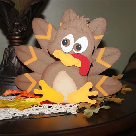 How To Make A Turkey Out Of A Paper Bag - turkey box remake pazzles craft room