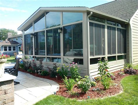 Sunrooms Wisconsin sunroom and patio products sunrooms wisconsin contractors