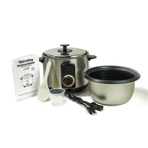 pars drc240 10 person 10 cup automatic persian rice cooker