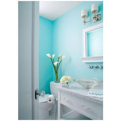 aqua bathroom vanity bathrooms bright fresh aqua blue wall color crisp white