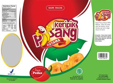desain logo kemasan makanan galeri desain untuk kemasan snack
