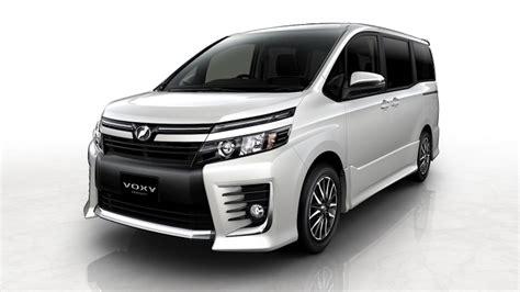 Toyota Sequoia Next Generation Next Toyota Minivans Arriving At The 2013 Tokyo Motor