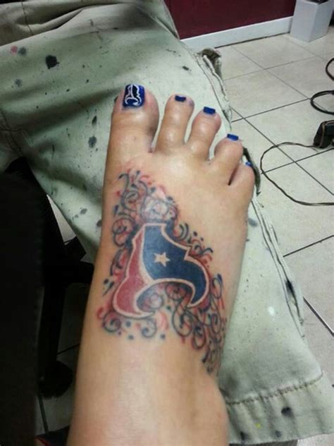 houston tattoos designs texans houston texans texans