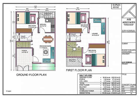 floor plan for 30x40 site house plan new 30x40 duplex house floor pla hirota oboe com