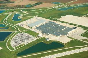 Honda Greensburg Indiana Indiana From The Air The Start Of Fall Colors