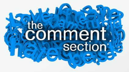 the comment section file the comment section logo png wikipedia