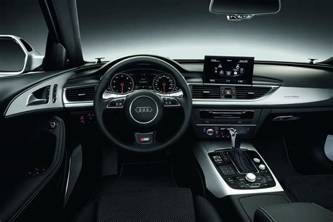 Audi A6 Interior At by All New 2012 Audi A6 Avant Pictures Info Autotribute