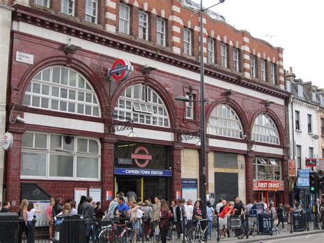 What Is Included In Architectural Plans second time lucky rebuilding camden town station