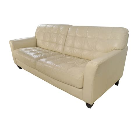milan leather sofa macys 68 macy s macy s milan white leather sofas