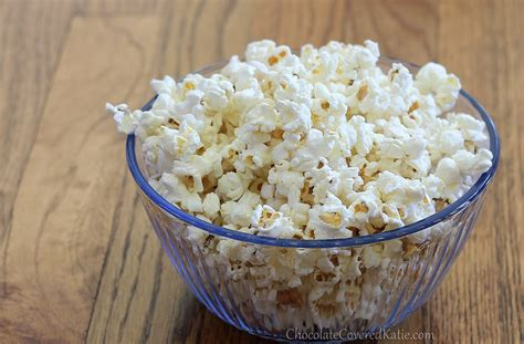 Popcorn In A Paper Bag In The Microwave - how to pop popcorn the microwave paper bag method