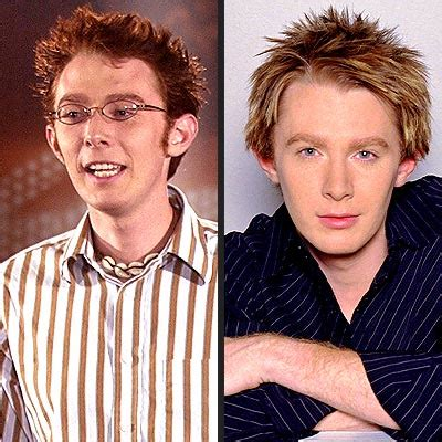 Is Clay Aiken Afraid Of Big Bad Diane Sawyer by Becoming Clay Aiken Then Now