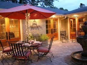 Courtyard Backyard Ideas Cozy Intimate Courtyards Outdoor Spaces Patio Ideas Decks Gardens Hgtv