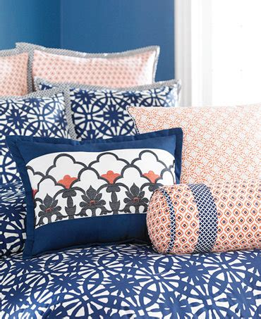 navy blue and coral bedding 1000 ideas about navy blue comforter on pinterest blue