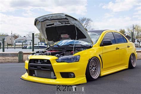 Wallpaper Car Evo by Tuning Car Yellow Cars Mitsubishi Lancer Evo X