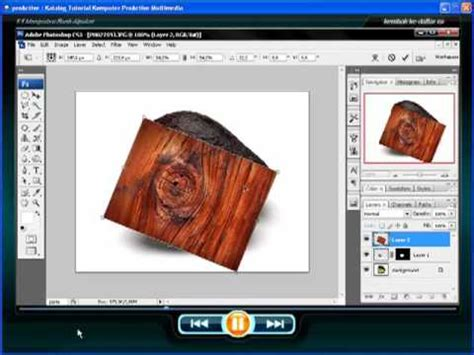 tutorial photoshop digital imaging indonesia cd tutorial adobe photoshop cs3 bahasa indonesia youtube