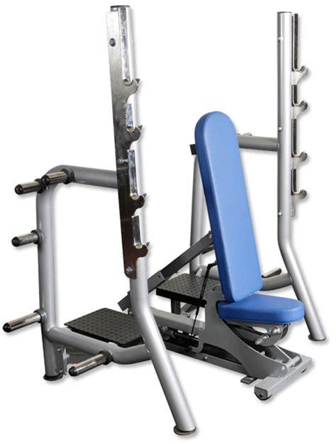 commercial grade bench press item number
