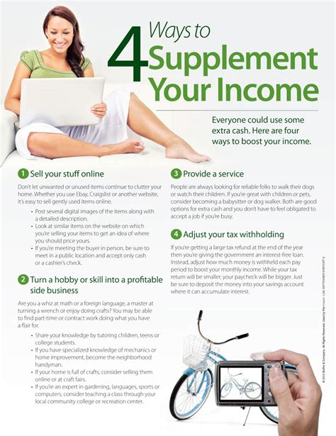 supplement income 4 ways to supplement your income 171 o dell