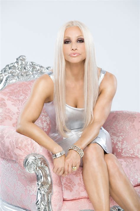 House Of Versace by Gershon As Donatella Versace In House Of Versace Photo Huffpost