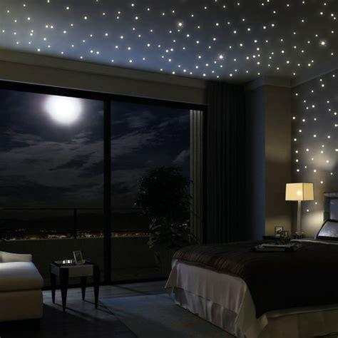 sternenhimmel schlafzimmer 44 fotos sternenhimmel aus led f 252 r ein luxuri 246 ses