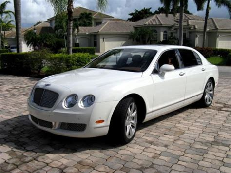 bentley flying spur 2 door buy used 2006 bentley continental flying spur 4 door in