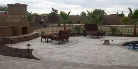 arizona backyard landscaping ideas on a budget modern