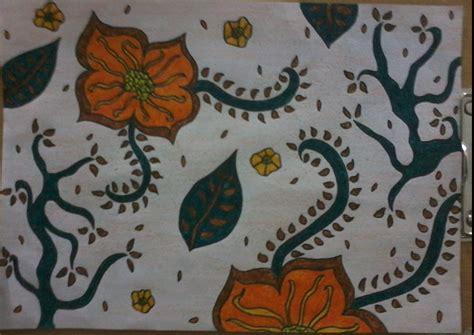 cara membuat desain dress dengan pensil sketsa gambar batik untuk membuat batik share the knownledge