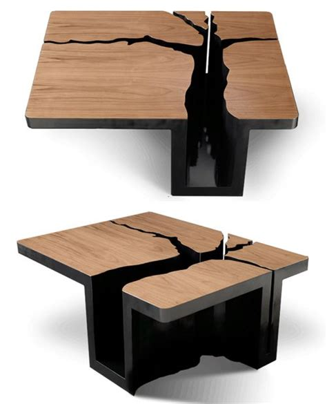 awesome dining table base pertaining to household remodel the most 70 incredibly unique coffee tables awesome stuff
