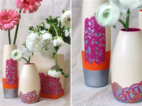 Make Flower Vase Home by Craftionary