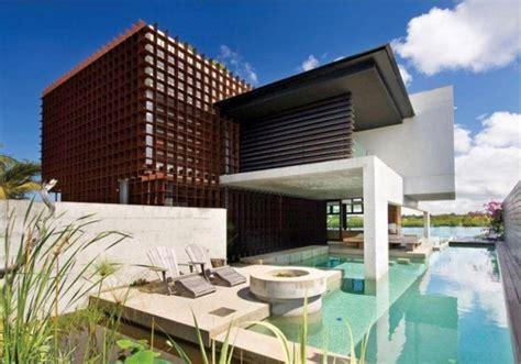 noosa luxury homes modern luxury home on australia coast by