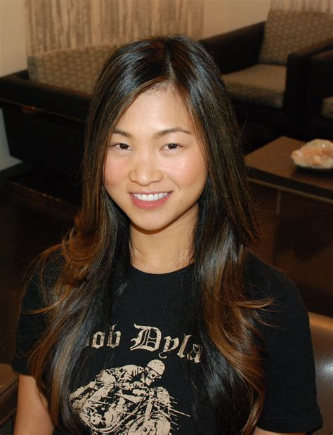 hair color for summer for asians touch of highlights for summer neil george