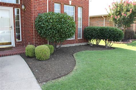 flower bed designs for front of house ideas for flower beds in front of house