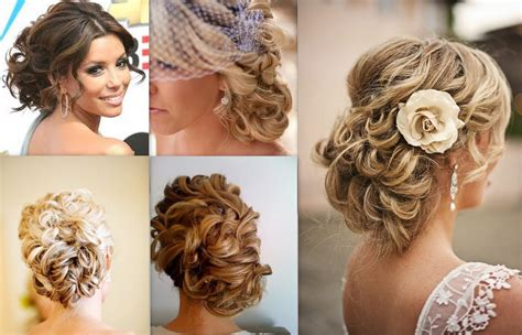 Wedding Hair by And Lace Wedding Hair Inspiration