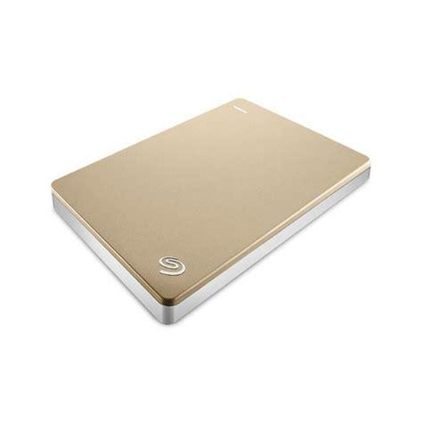 Seagate Backup Plus Slim 2tb Gold Harddisk Eksternal Free Pouch U281 jual seagate backup plus slim 1tb usb 3 0 portable eksternal disk drive stdr1000309