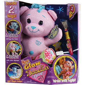 doodle doodle glow buy magic glow doodle at home bargains