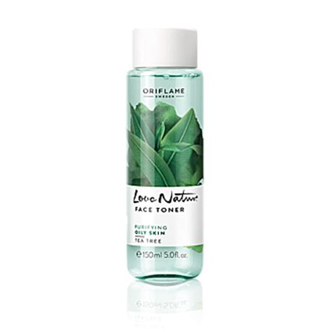 Toner Oriflame oriflame nature toner tea tree 30126 187 mike cook