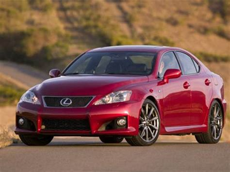 lexus car 2008 2008 lexus is f pricing ratings reviews kelley blue