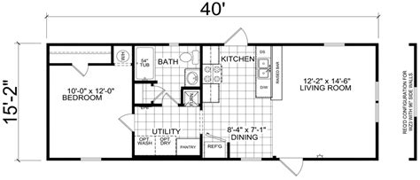 12 X 20 Cabin Floor Plans by Bethany Factory Expo Home Center
